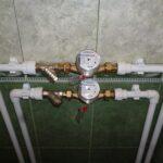 счетчик воды в самаре установка